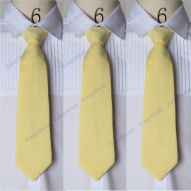 Men ties men ties with hanky option men ties for wedding party solid stone men ties pastel yellow men ties