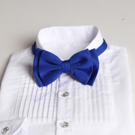 Bow ties for men and kids length adjustable bow ties wedding bow ties royal blue bow ties for any occasion