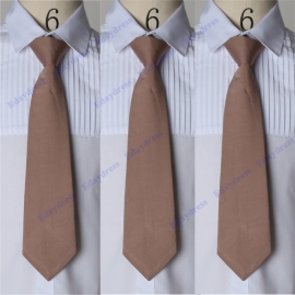 Men ties men ties with hanky option men ties for wedding party solid stone men ties taupe men ties