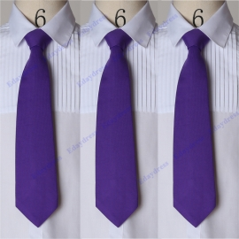 Men ties men ties with hanky option men ties for wedding party solid stone men ties bright purple men ties