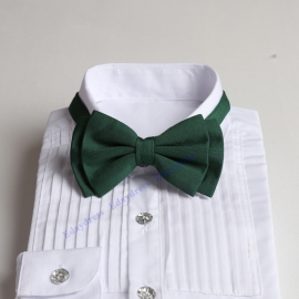 Bow ties for men and kids length adjustable bow ties wedding bow ties ever green bow ties for any occasion