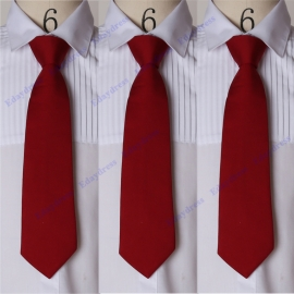 Men ties men ties with hanky option men ties for wedding party solid stone men ties brick red men ties