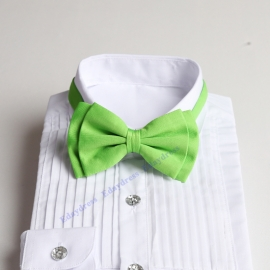 Jasmine green bow ties for men and kids length adjustable bow ties wedding bow ties bow ties for any occassion