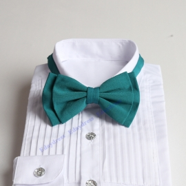 Bow ties for men and kids length adjustable bow ties wedding bow ties teal ties for any occasion