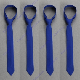 Men slim ties men slim ties with hanky option men slim ties for wedding party solid royal blue men slim ties men slim ties