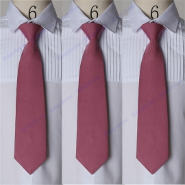 Men ties men ties with hanky option men ties for wedding party solid stone men ties rouge pink men ties