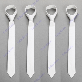 Men slim ties men slim ties with hanky option men slim ties for wedding party solid off white men slim ties men slim ties