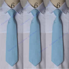 Men ties men ties with hanky option men ties for wedding party solid stone men ties sky blue men ties