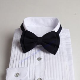 Bow ties for men and kids length adjustable bow ties wedding bow ties black ties for any occasion
