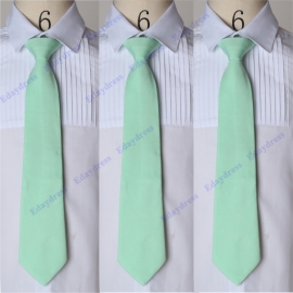 Men ties men ties with hanky option men ties for wedding party solid stone men ties mint green men ties