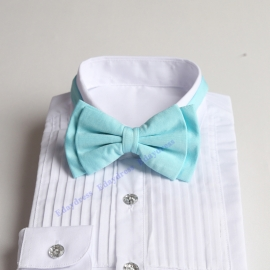 Bow ties for men and kids length adjustable bow ties wedding bow ties baby blue bow ties for any occasion