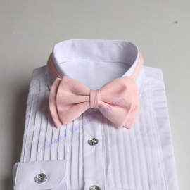 Bow ties for men and kids length adjustable bow ties wedding bow ties pink bow ties for any occasion