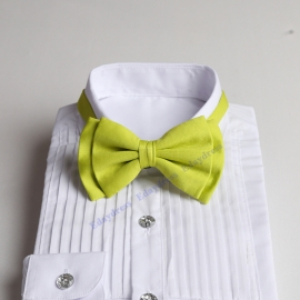 Limeade bow ties for men and kids length adjustable bow ties wedding bow ties bow ties for any occasion