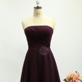A line style bridesmaid dresses sweetheart dresses knee length chiffon bridesmaid dresses pleating bridesmaid dresses